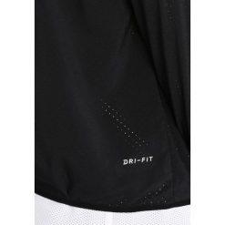 Nike Performance CITY Kurtka do biegania black. Czarne bomberki damskie Nike Performance, l, z elastanu, do biegania. W wyprzedaży za 230,30 zł.