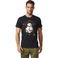 Adidas Koszulka męska czarna r. XL BK2839. Białe koszulki sportowe męskie marki Adidas, l, z jersey, do piłki nożnej. Za 104,70 zł.