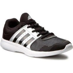 Buty adidas - Essential Fun II W BB1524 Cblack/Cblack. Niebieskie buty do fitnessu damskie marki Salomon, z gore-texu, na sznurówki, gore-tex. W wyprzedaży za 169,00 zł.