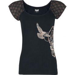 Black Premium by EMP Mind On It Koszulka damska czarny. Czarne bluzki damskie marki Black Premium by EMP, xl, z poliesteru. Za 49,90 zł.