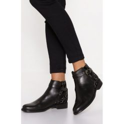 Botki damskie lity: Andre CAVIAR Ankle boot noir