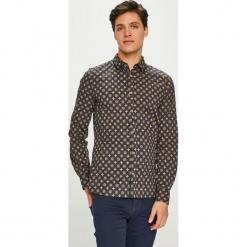 Medicine - Koszula Smart Adventure. Niebieskie koszule męskie na spinki marki bonprix, m, z nadrukiem, z klasycznym kołnierzykiem, z długim rękawem. Za 149,90 zł.