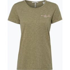 T-shirty damskie: Scotch & Soda – T-shirt damski, zielony