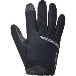 Rękawiczki damskie: Shimano Original Long rękawiczki unisex - Black
