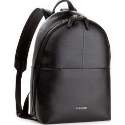 Plecak CALVIN KLEIN BLACK LABEL - Lial Backpack K50K503337  001. Czarne plecaki męskie marki Calvin Klein Black Label, z materiału. W wyprzedaży za 669,00 zł.