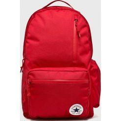 Converse - Plecak. Czerwone plecaki męskie Converse, z materiału. W wyprzedaży za 159,90 zł.