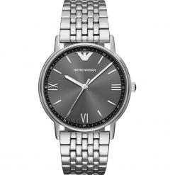 Zegarek EMPORIO ARMANI - Kappa AR11068  Silver/Silver. Szare zegarki męskie Emporio Armani. Za 1149,00 zł.