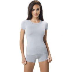 Gwinner Koszulka PERFECT FIT Ladies LIGHTline szara r. L. Szare topy sportowe damskie marki Gwinner, l. Za 61,27 zł.