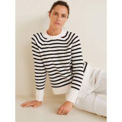 Mango - Sweter Casioper. Szare swetry klasyczne damskie marki Mango, l, z elastanu, klasyczne. Za 119,90 zł.