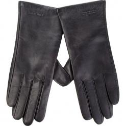 Rękawiczki Damskie WITTCHEN - 44-6L-201-1 Czarny. Czarne rękawiczki damskie Wittchen, ze skóry. Za 239,00 zł.