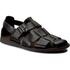 Sandały CAMEL ACTIVE - Coast 491.12.01 Black. Czarne sandały męskie skórzane marki Camel Active. W wyprzedaży za 299,00 zł.