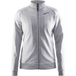 Craft Bluza damska In The Zone Sweatshirt szara r. L (1902637-3950). Czarne bluzy sportowe damskie marki Craft, m. Za 190,65 zł.
