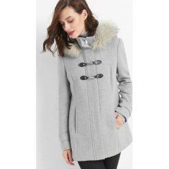 Płaszcze damskie: Płaszcz z kapturem