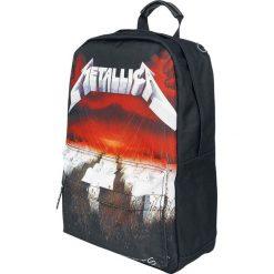 Plecaki męskie: Metallica Master Of Puppets Plecak czarny