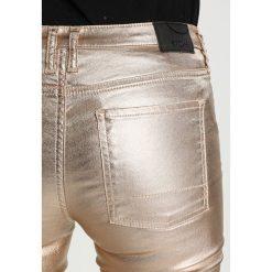 KIOMI Jeans Skinny Fit gold. Żółte rurki damskie KIOMI. W wyprzedaży za 167,20 zł.