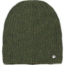 Czapka damska  Oversize softness zielona. Zielone czapki zimowe damskie Art of Polo. Za 39,22 zł.