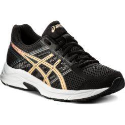 Buty do biegania damskie: Buty ASICS - Gel-Contend 4 T765N Black/Apricot Ice/Carbon 9095