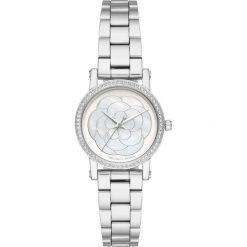 Michael Kors NORIE Zegarek silvercoloured. Szare, analogowe zegarki damskie marki Michael Kors. Za 1049,00 zł.