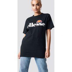 Ellesse T-shirt Al Albany - Black. Czarne t-shirty damskie Ellesse, z nadrukiem, z bawełny. Za 161,95 zł.
