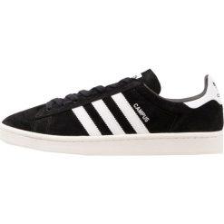Adidas Originals CAMPUS Tenisówki i Trampki core black/footwear white/chalk white. Czarne tenisówki damskie marki adidas Originals, z materiału. Za 369,00 zł.