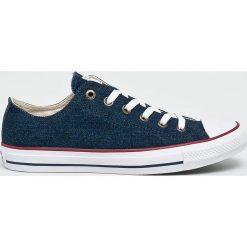 Converse - Tenisówki. Szare tenisówki męskie marki Converse, z gumy, na sznurówki. Za 299,90 zł.