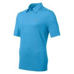 Odlo Koszulka męska S/S PETER niebieska  r. XL  (200832). Szare koszulki sportowe męskie marki Odlo. Za 124,74 zł.
