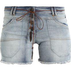 Bermudy damskie: Isla Ibiza Bonita Szorty jeansowe denim