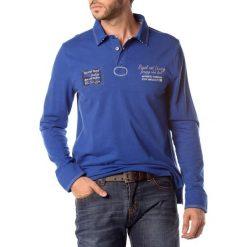 Koszulki polo: Koszulka polo w kolorze niebieskim