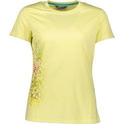 """T-shirty damskie: Koszulka """"Fingal II"""" w kolorze żółtym"""