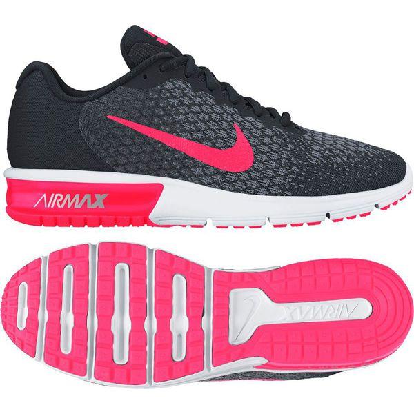 świetne ceny buty temperamentu oszczędzać Nike Buty damskie Air Max Sequent 2 czarne r. 36 (852465 006 ...