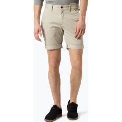 Bermudy męskie: Tommy Jeans - Spodenki męskie, beżowy