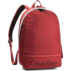 Plecak CALVIN KLEIN BLACK LABEL - Matthew 2.0 Backpack K50K503698 618. Czarne plecaki męskie marki Calvin Klein Black Label. W wyprzedaży za 309,00 zł.