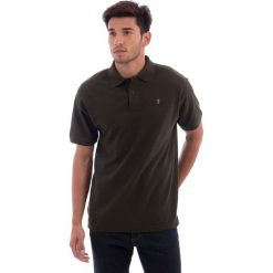 Koszulki polo: Koszulka polo w kolorze brązowym