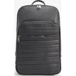 Plecak z dużą kieszenią - Czarny. Czarne plecaki męskie Reserved. Za 149,99 zł.