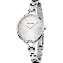ZEGAREK CALVIN KLEIN Graphic K7E23146. Szare zegarki damskie marki Calvin Klein, szklane. Za 1119,00 zł.