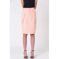 Spódnice wieczorowe: Spódnica w kolorze różowym