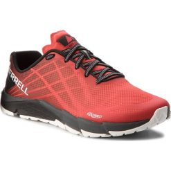 Buty do biegania męskie: Buty MERRELL - Bare Access Flex J09655 High Risk Red