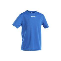 Bluzki dziewczęce z krótkim rękawem: Koszulka F300 dla dzieci