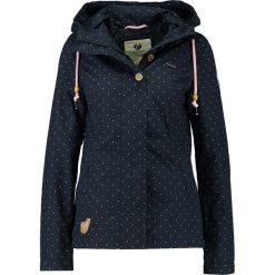 Odzież damska: Ragwear LYNX DOTS Kurtka wiosenna navy