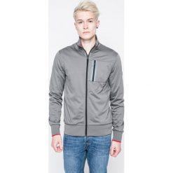 Bench - Bluza. Szare bluzy męskie rozpinane marki Bench, l, z dzianiny, z kapturem. W wyprzedaży za 159,90 zł.