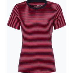 Brookshire - T-shirt damski, pomarańczowy. Czarne t-shirty damskie marki brookshire, m, w paski, z dżerseju. Za 69,95 zł.