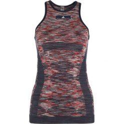Adidas by Stella McCartney Koszulka sportowa conavy. Szare t-shirty damskie adidas by Stella McCartney, xs, z elastanu. Za 329,00 zł.