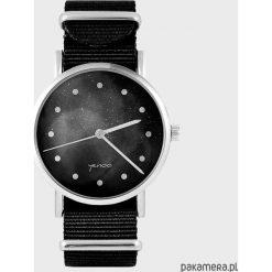 Zegarek - Czarny - czarny, nato. Czarne zegarki damskie Pakamera. Za 129,00 zł.