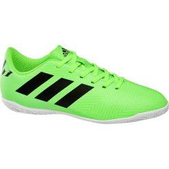 Buty do piłki nożnej adidas Nemeziz Messi Tango 18.4 adidas zielone. Czerwone buciki niemowlęce chłopięce Adidas, z materiału. Za 149,90 zł.