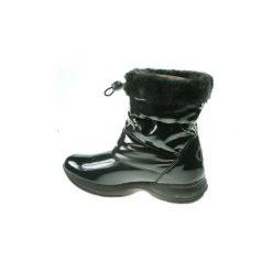 Śniegowce Tecnica  JULIETTE MID WS 26010400-001. Czarne buty zimowe damskie TECNICA. Za 164,50 zł.