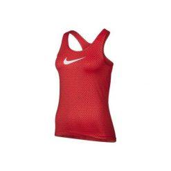 Nike Koszulka Sportowa W Np Cl Tank Miniswarm 803167 696 S. Niebieskie bluzki sportowe damskie marki DOMYOS, xs, z bawełny. W wyprzedaży za 89,00 zł.