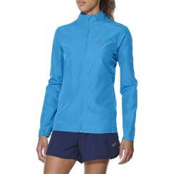 Asics Kurtka damska Performance Running niebieska r. L (134110 8012). Niebieskie kurtki sportowe damskie marki Asics, m, z elastanu. Za 269,95 zł.