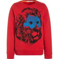Bluzy chłopięce: Billybandit Bluza rot/blau