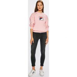Tommy Jeans - Jeansy. Czarne jeansy damskie marki Tommy Jeans. Za 449,90 zł.