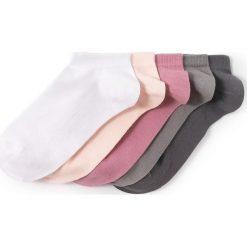Bielizna damska: Skarpetki bawełniane (pięciopak)